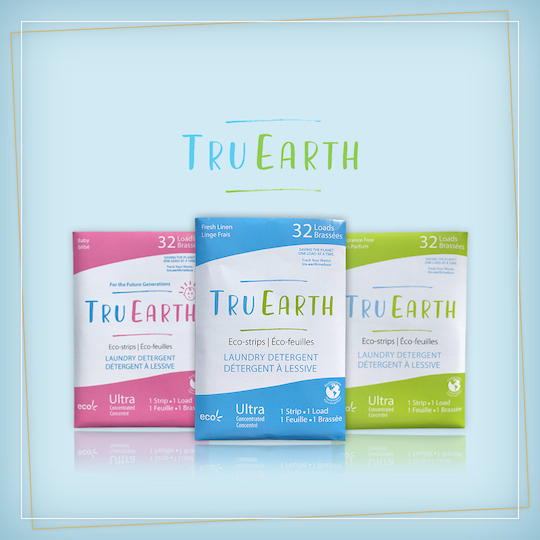 TruEarth Laundry Eco-Strips