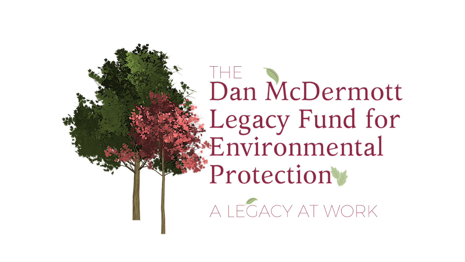 The Dan McDermott Legacy Fund for Environmental Protection
