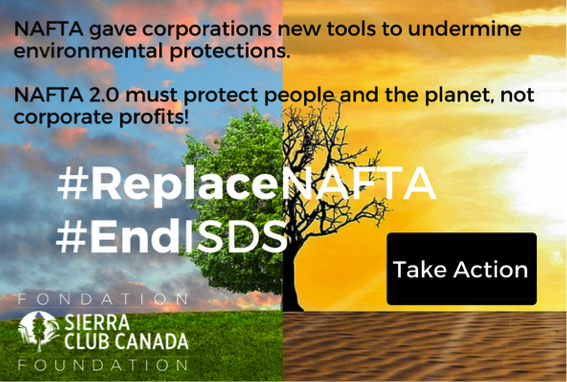 Replace NAFTA