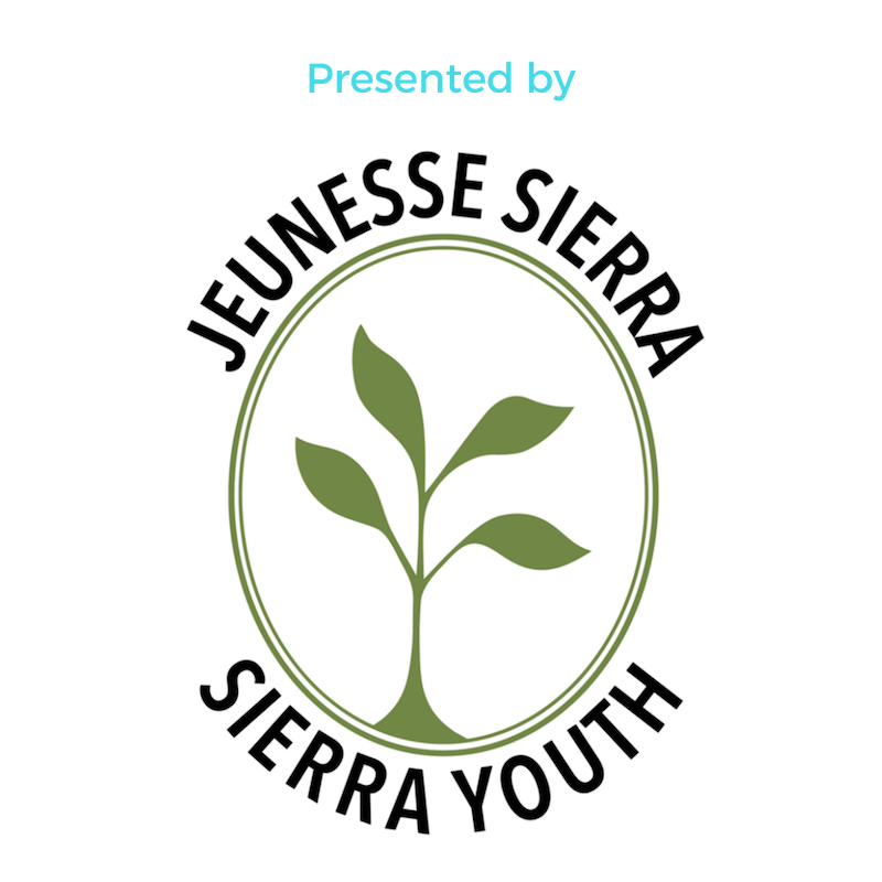 Presented by SIerra Youth