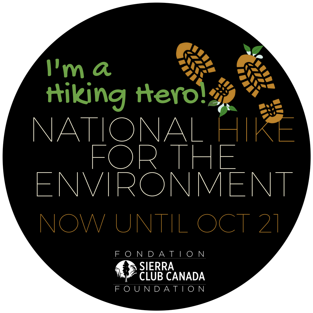 National Hike for the Environment