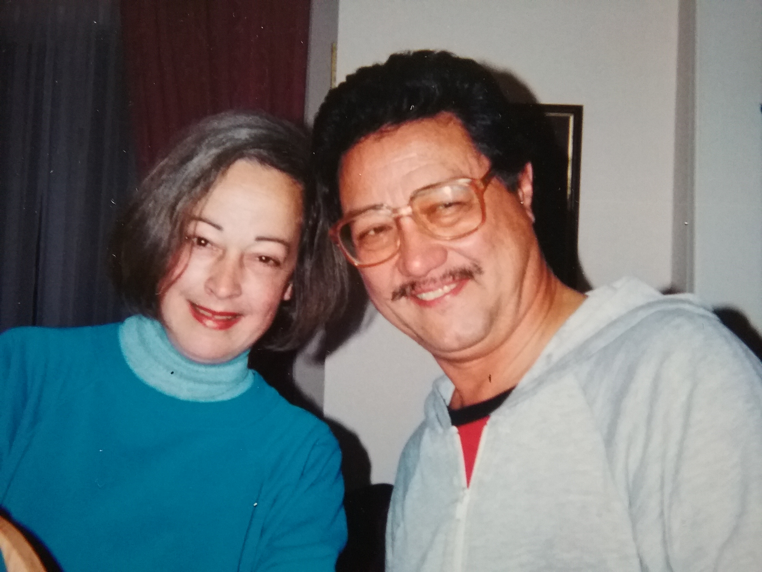 Jo and Norm