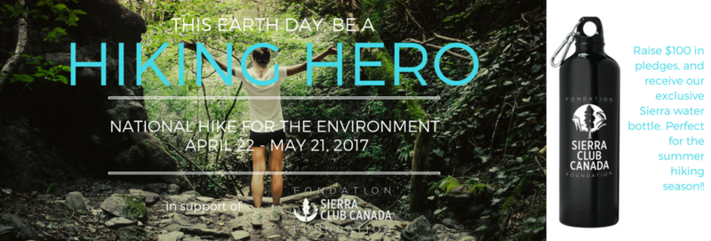 This Earth Day, be a Hiking Hero