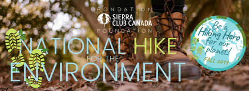National Hike for the Environment 2019