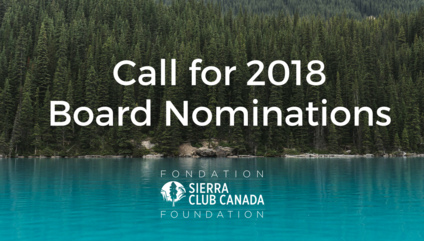 melissa munro april 13 2018 the foundation and its mission sierra club canada