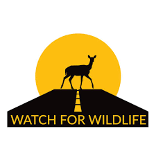 Watch for Wildlife logo