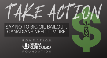 Say No to Big Oil Bailout